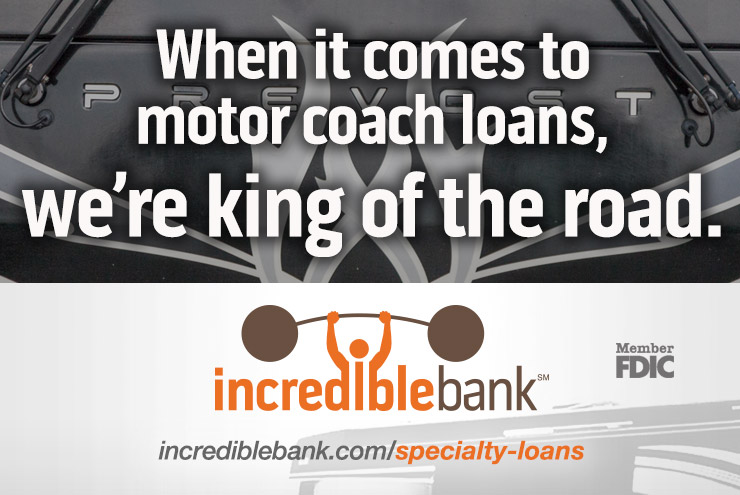 Prevost Coaches | Incredibank