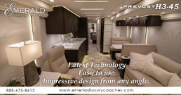 Prevost Bus | Emerald
